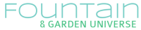 FountainAndGardenUniverse.com Logo