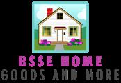 BSSEHomeGoodsAndMore.com Logo