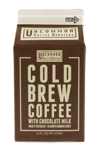Cold Brew Coffee with Chocolate Milk