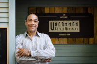 Stephen Keye, Co-Owner Uncommon Coffee Roasters