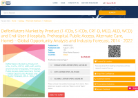 Defibrillators Market by Product