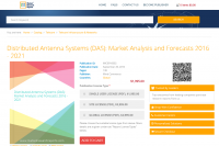Distributed Antenna Systems (DAS): Market Analysis