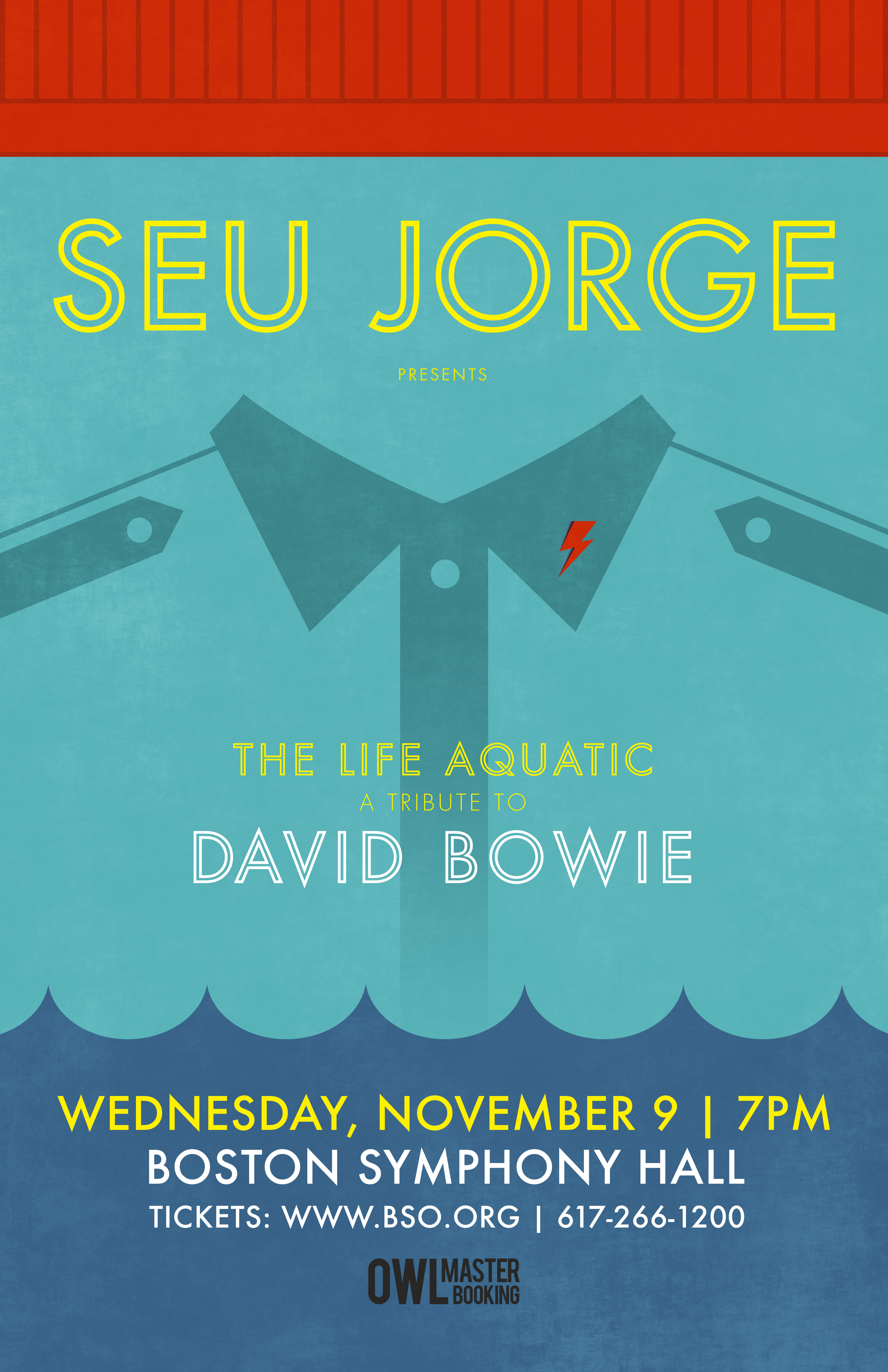 Seu Jorge: The Life Aquatic A Tribute to David Bowie