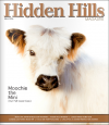 Hidden Hills Magazine Cover'