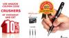 SpyCrushers 720p HD Spy Pen'
