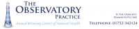 The Observatory Practice Logo