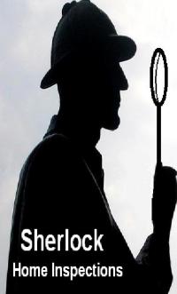 Sherlock Home Inspections Logo