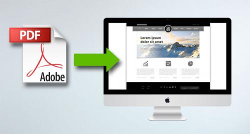 AnyFlip Converts PDF to Flipbook'