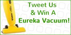 Twitter Contest GoVacuum.com'