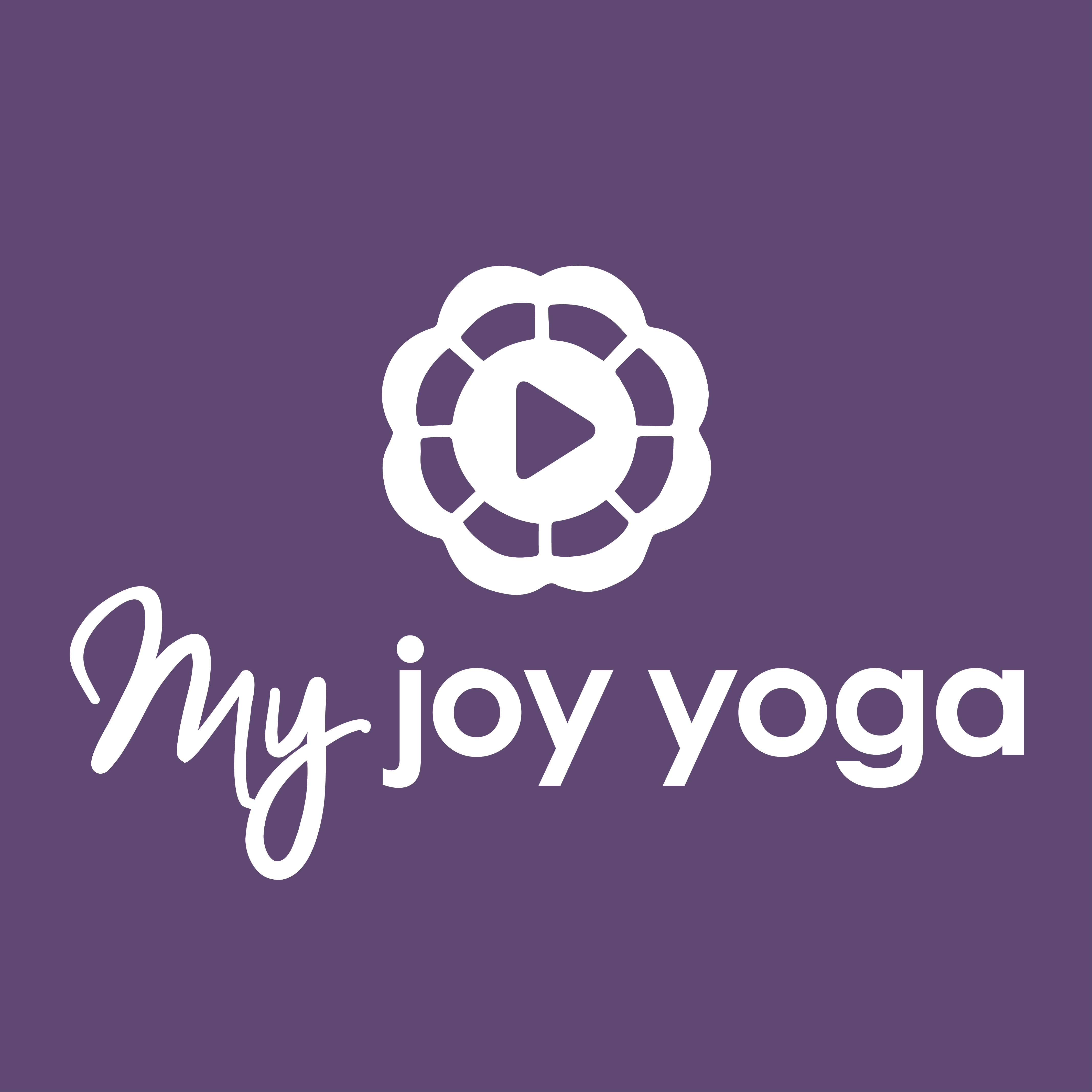 My Joy Yoga, LLC Logo