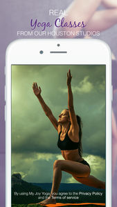My Joy Yoga App