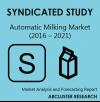 Arcluster Automatic Milking Market'