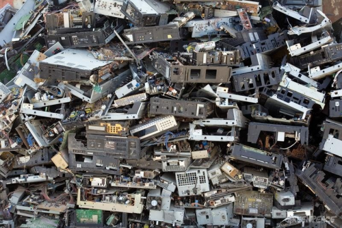 E-waste is Growing and Contributing to Global Warming'