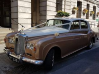 Vintage Car Hire for Weddings
