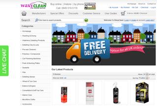 ecommerce web design'
