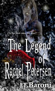 The Legend of Rachel Petersen Cover'