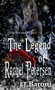 The Legend of Rachel Petersen Cover