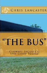 """""""The Bus"""" Book Cover'"""