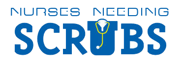 NursesNeedingScrubs.com Logo