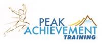 Peak Achievement Training Logo