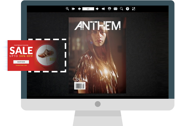 Monetize Magazine With AnyFlip