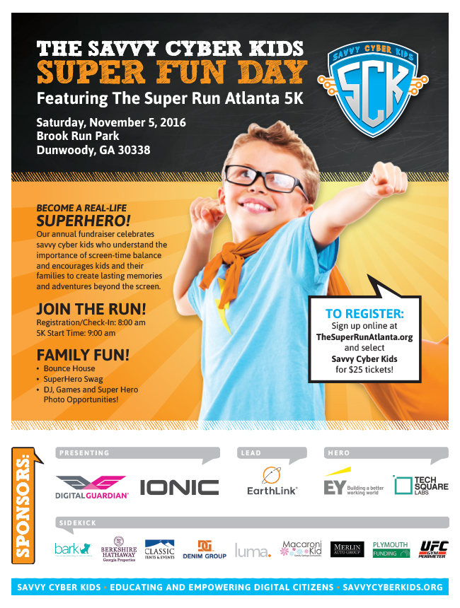 The Super Run Atlanta 2016