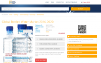 Global Bottled Water Market 2016 - 2020