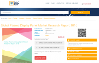 Global Plasma Display Panel Market Research Report 2016