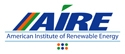 Logo for American Institute of Renewable Energy'