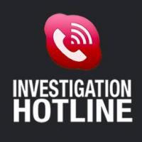 Investigation Hotline Logo