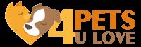 4PetsULove.com Logo