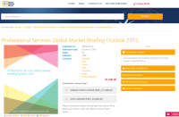 Professional Services Global Market Briefing Outlook 2016