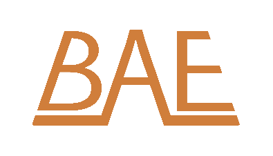 BAE Audio Logo