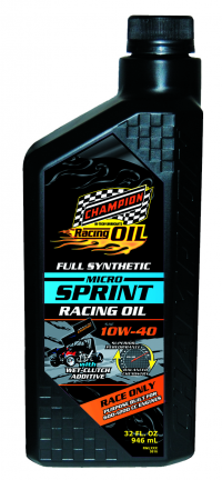Micro Sprint Racing Oil