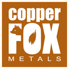Copper Fox Metals Inc. (CPFXF) Logo