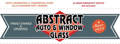 Abstract Auto & Window Glass'