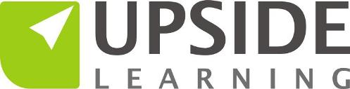 Logo for Upside Learning Solutions Pvt. Ltd'