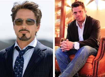 Robert Downey Jr'