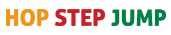 Company Logo For Hop Step Jump Energy Bars'