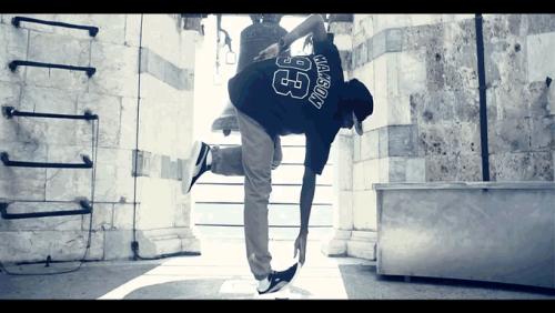 Dance Battle'