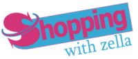 ShoppingWithZella.com Logo
