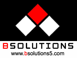 Logo for BSolutions'