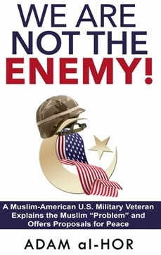 We Are Not The Enemy!'