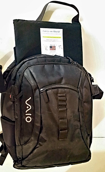 Carry-on Shield'