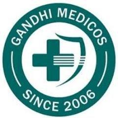 Company Logo For Gandhi Medicos'