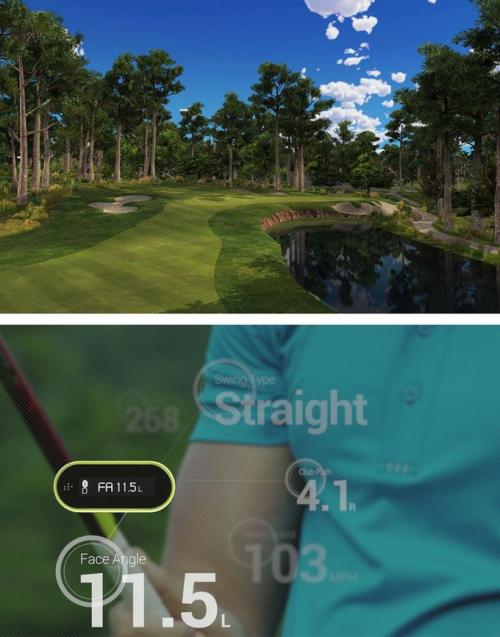 Golf Simulator'