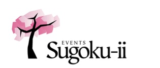 Logo for Sugokuii Events'