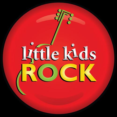 Company Logo For Little Kids Rock'