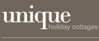 Unique Holiday Cottages Logo