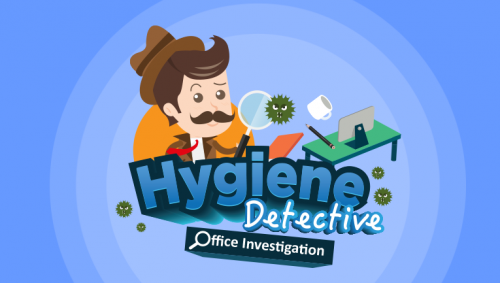 HYGIENE DETECTIVE CAMPAIGN 2016 by INITIAL MALAYSIA'